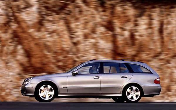 Фото Mercedes E-Class Touring  (2003-2009)