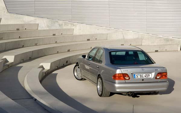 Mercedes E-Class AMG 1997-2002