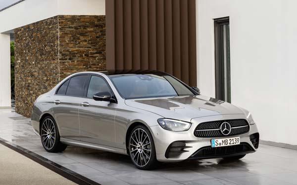 Mercedes E-Class 2020