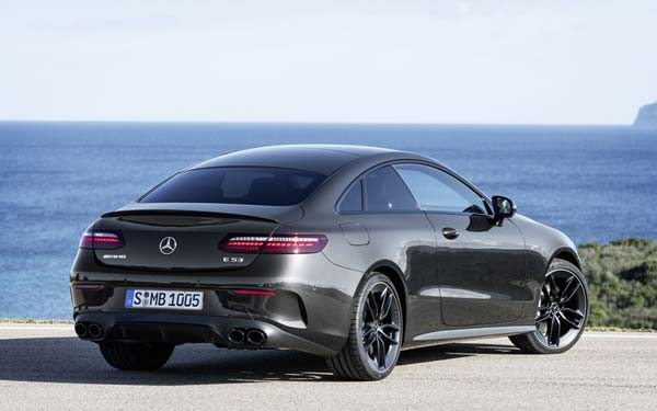 Mercedes E53 AMG Coupe 2020
