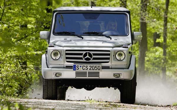 Mercedes G-Class 2008-2012