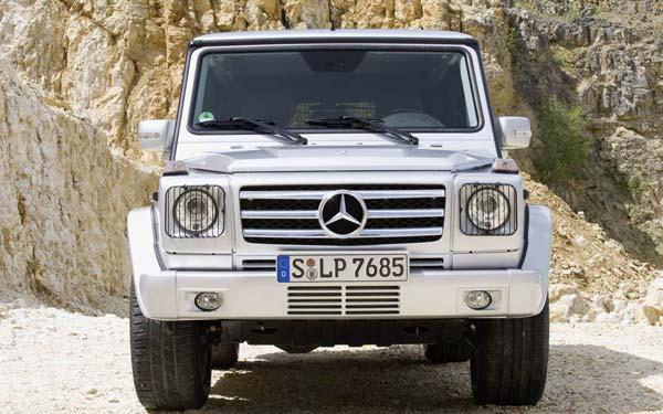 Mercedes G-Class AMG 2008-2012
