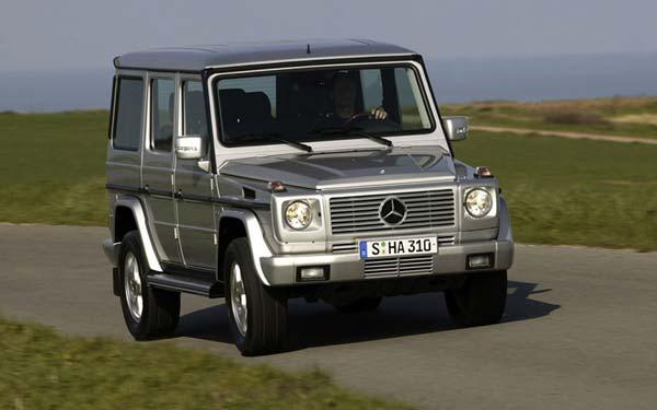Mercedes G-Class AMG 2001-2008