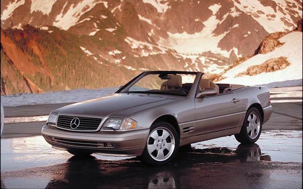 Mercedes SL 1989-2001