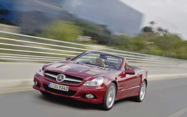 Mercedes SL 2008-2011