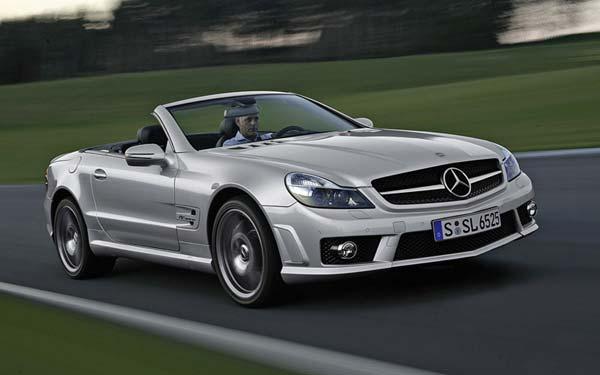 Mercedes SL AMG 2008-2011