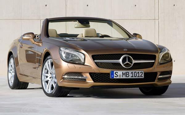 Mercedes SL 2012-2015