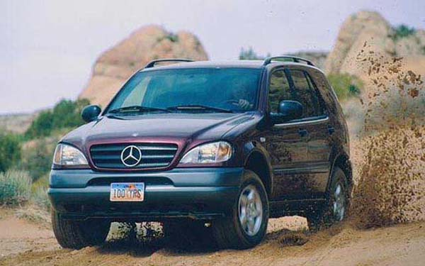 Mercedes ML 1997-2000