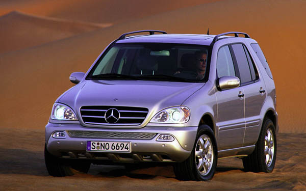 Mercedes ML 2001-2004