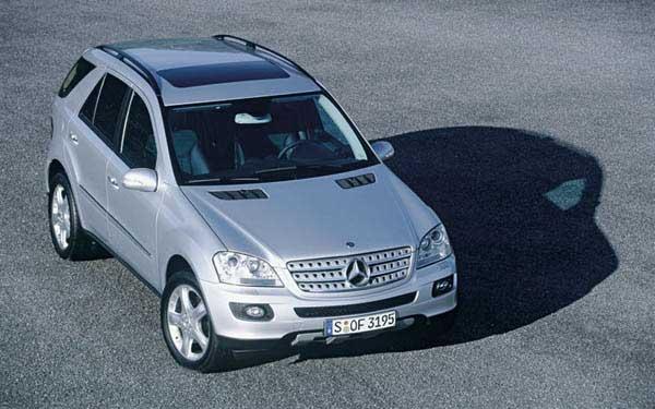 Mercedes ML 2005-2008
