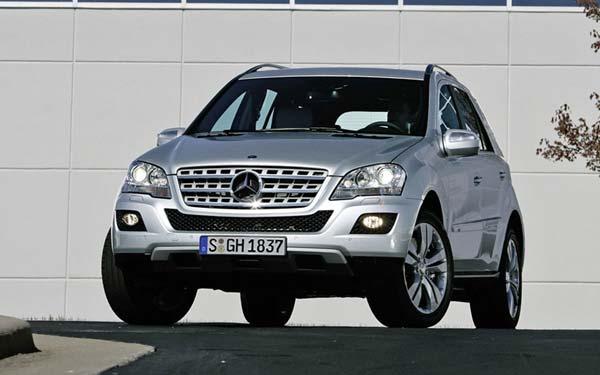 Mercedes ML 2008-2011