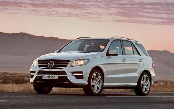 Mercedes ML 2011-2015