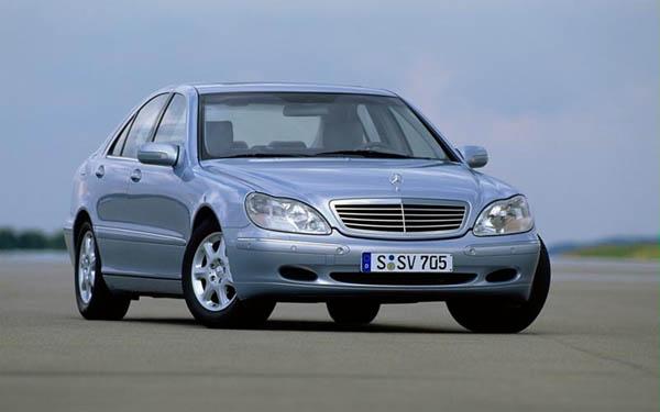 Mercedes S-Class 1998-2002