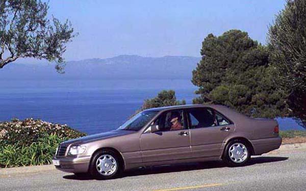 Mercedes S-Class 1991-1998