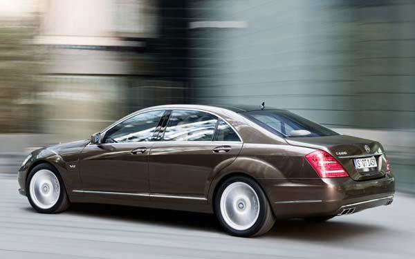Mercedes S-Class 2009-2013