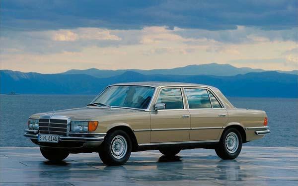 Mercedes S-Class 1972-1979