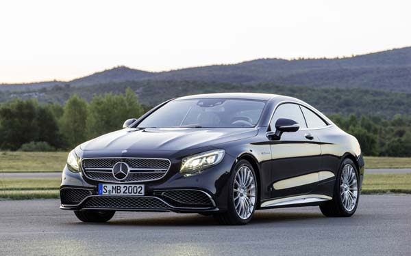 Mercedes S65 AMG Coupe 2014-2017