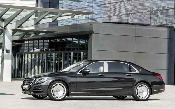 Mercedes S-Class Maybach 2015-2017