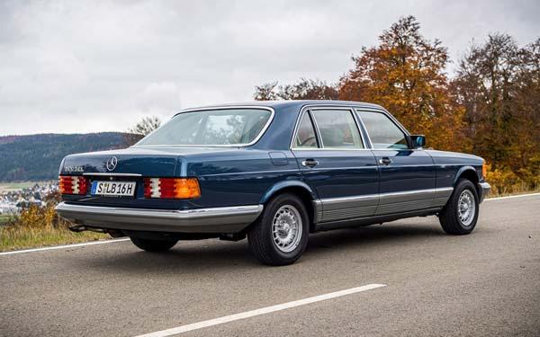 Mercedes S-Class 1979-1990