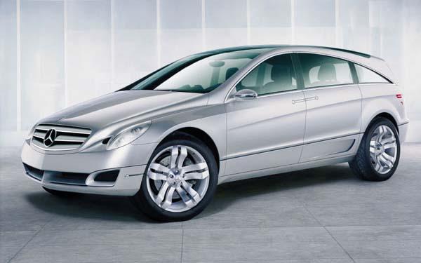 Mercedes GST Vision