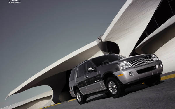 Mercury Mountaineer (1998...) Фото #1