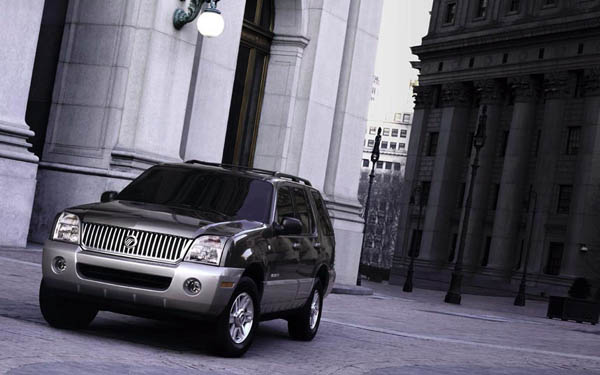 Mercury Mountaineer (1998...) Фото #2