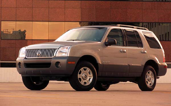 Фото Mercury Mountaineer
