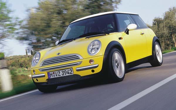 Mini Cooper 2001-2006