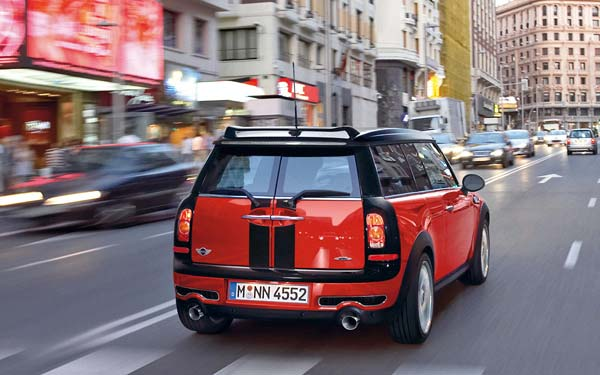 Mini Clubman John Cooper Works 2008-2015