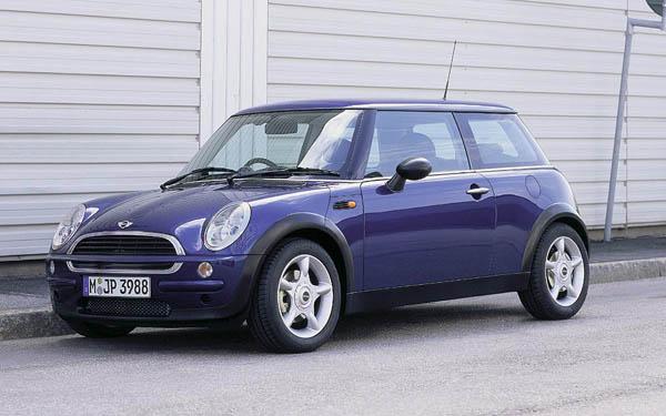 Mini One 2001-2006