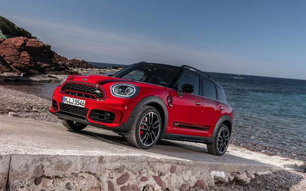 Mini Countryman John Cooper Works (2017-2019) Фото #111