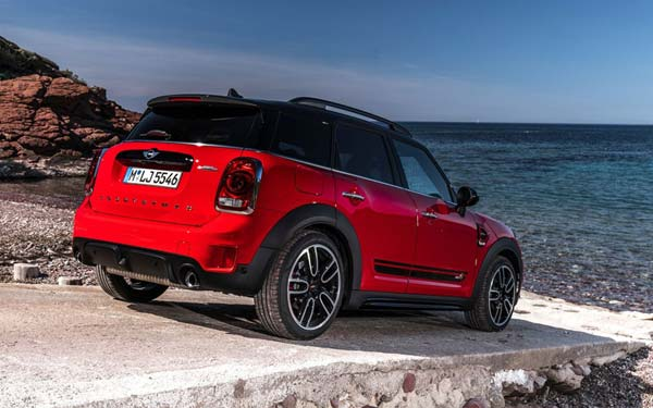 Mini Countryman John Cooper Works (2017-2019) Фото #112
