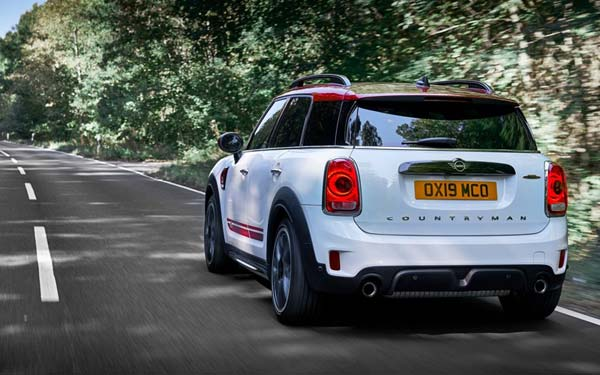 Mini Countryman John Cooper Works (2019...) Фото #142