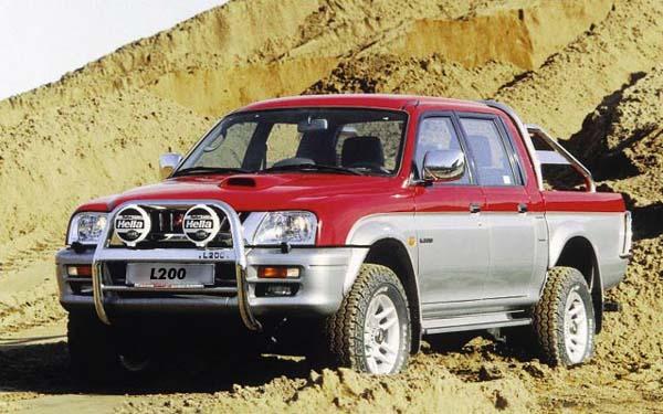 Mitsubishi L200 2000-2005