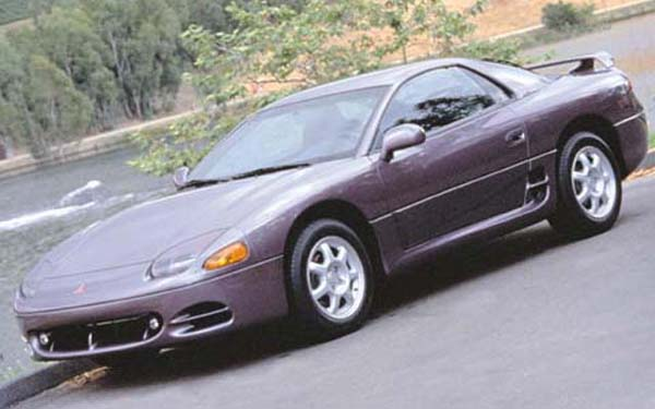 Mitsubishi 3000 GT 1996-2000