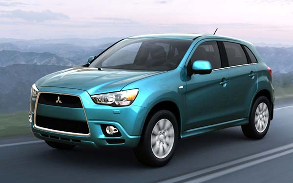 Mitsubishi ASX 2010-2014