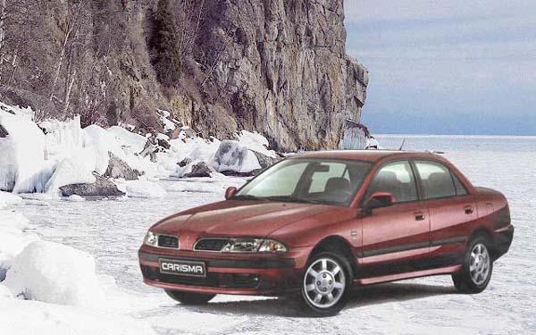 Mitsubishi Carisma 1999-2004