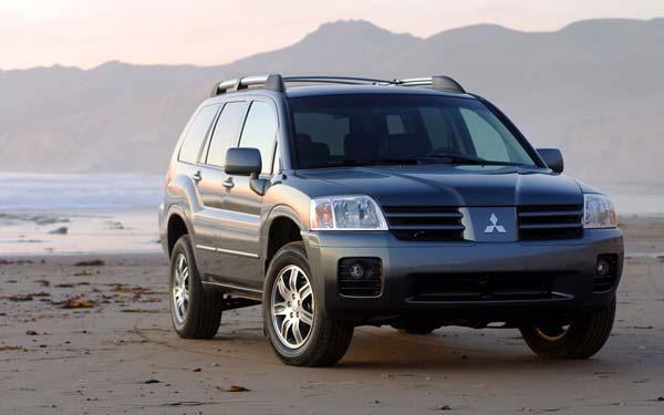 Mitsubishi Endeavor 2004-2011