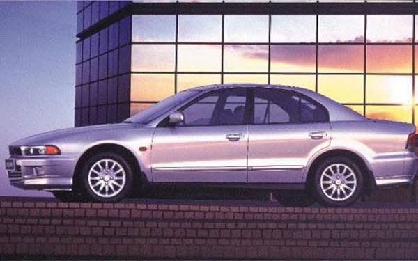 Mitsubishi Galant 1996-2004