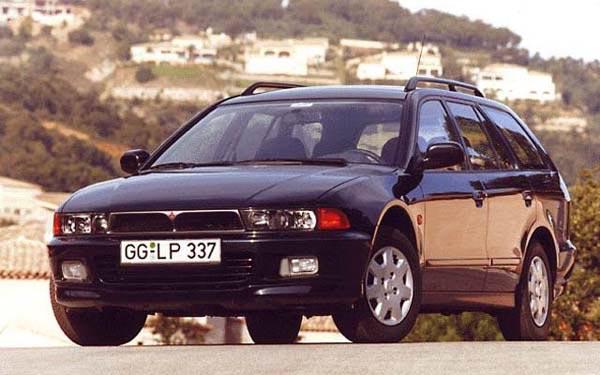 Mitsubishi Galant Station Wagon 1996-2004