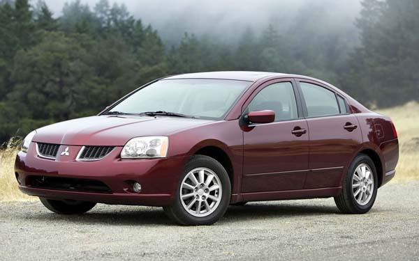 Mitsubishi Galant 2005-2008