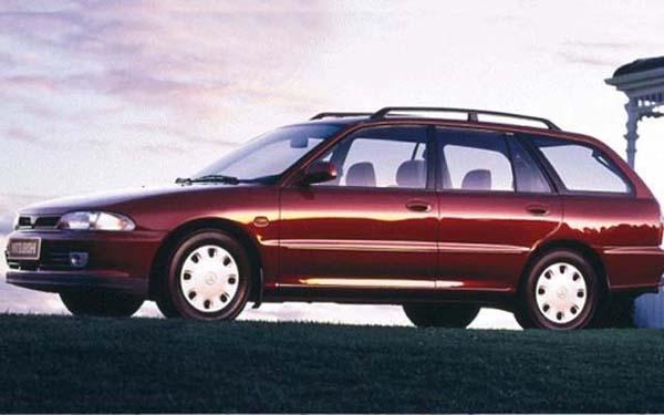 Mitsubishi Lancer 1999-2003
