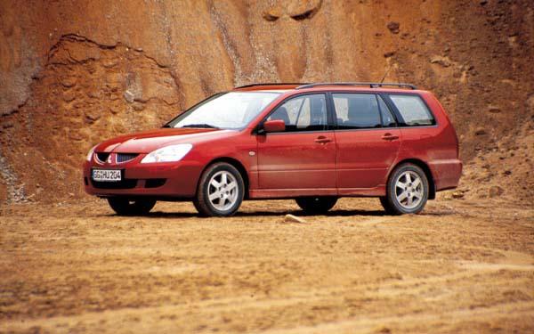 Mitsubishi Lancer Wagon 2003-2007