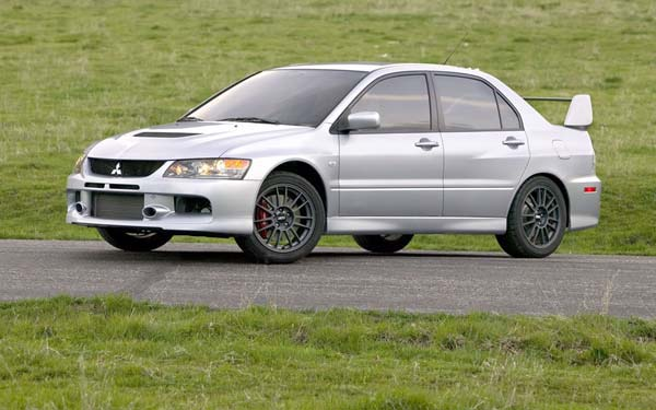 Mitsubishi Lancer Evo IX 2005-2007
