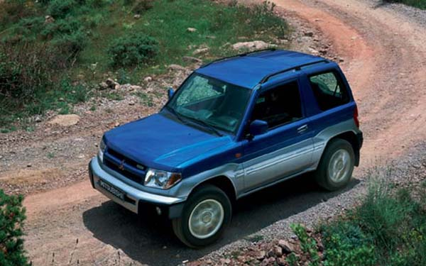 Mitsubishi Pajero Pinin 2000-2006