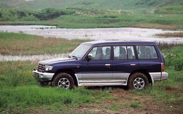 Mitsubishi Pajero 1991-1998