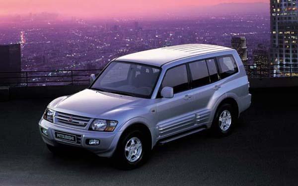 Mitsubishi Pajero 1999-2005