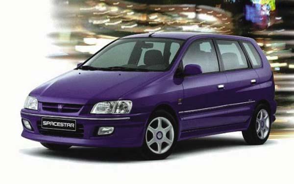 Mitsubishi Space Star 1998-2001