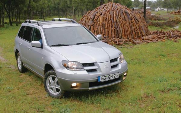 Mitsubishi Outlander 2003-2008