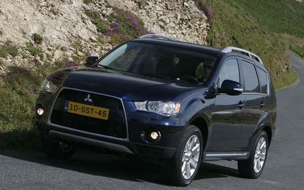 Mitsubishi Outlander 2010-2012